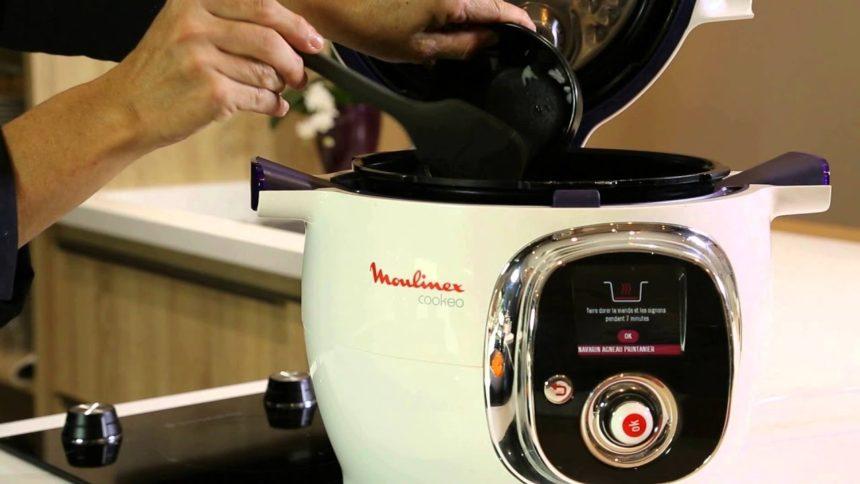 Moulinex Cookeo. Cookeo est un robot de cuisine intelligent