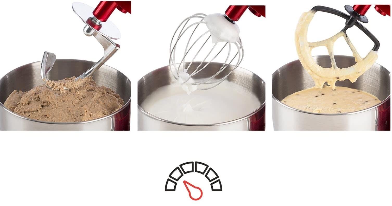 Ce robot de cuisine Klarstein est le modèle Klarstein Bella Rossa TK2