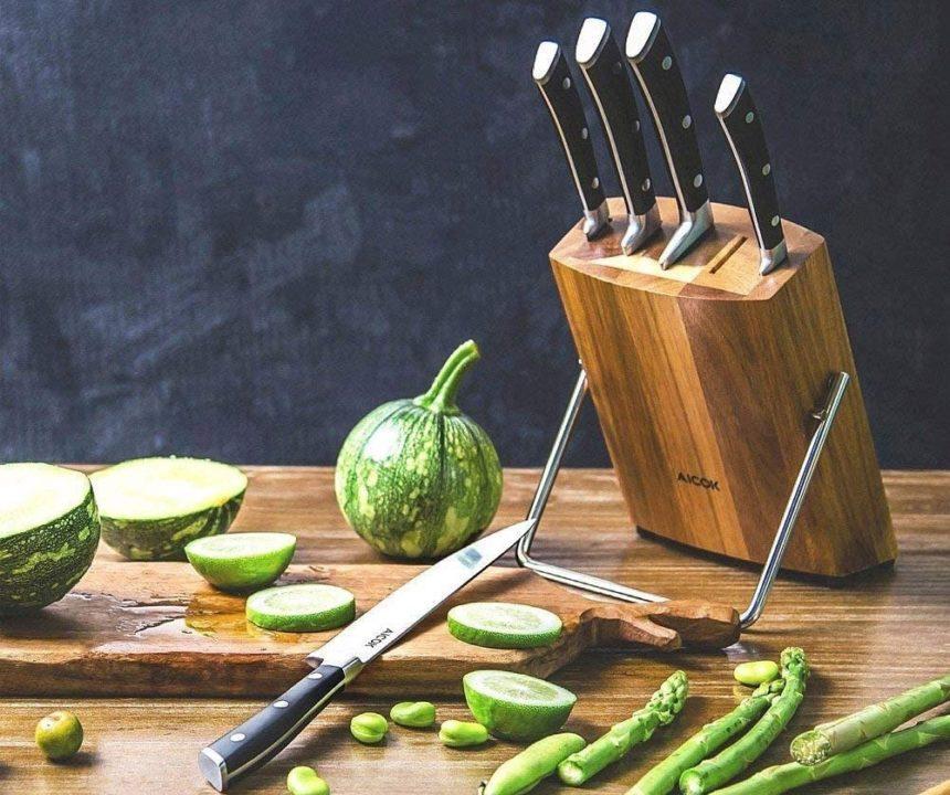 Aicok Ensemble de couteaux