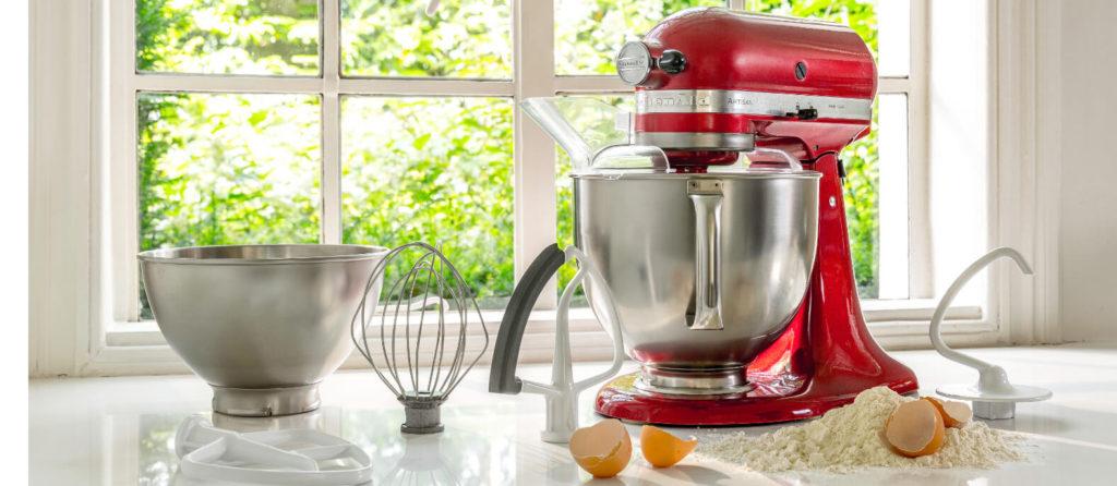 Découvrez l'offre KITCHENAID 5KSM125EER Robot pâtissier Artisan