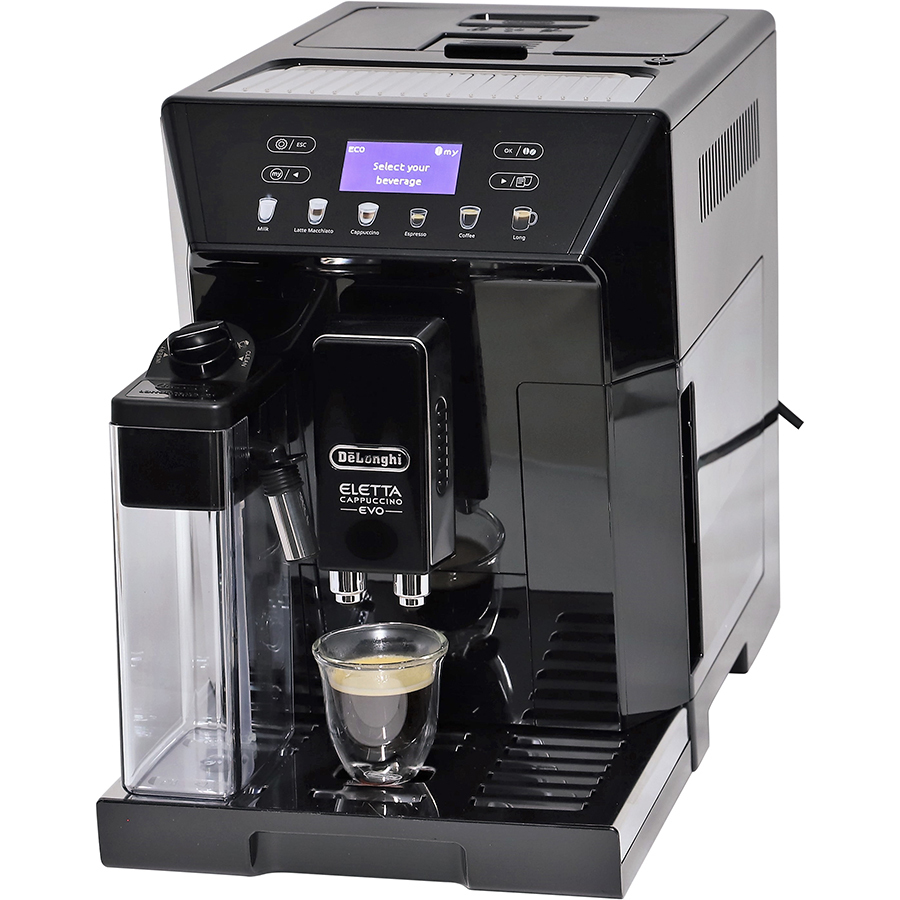 DeLonghi Machine à Expresso automatique ECAM 46.860.B
