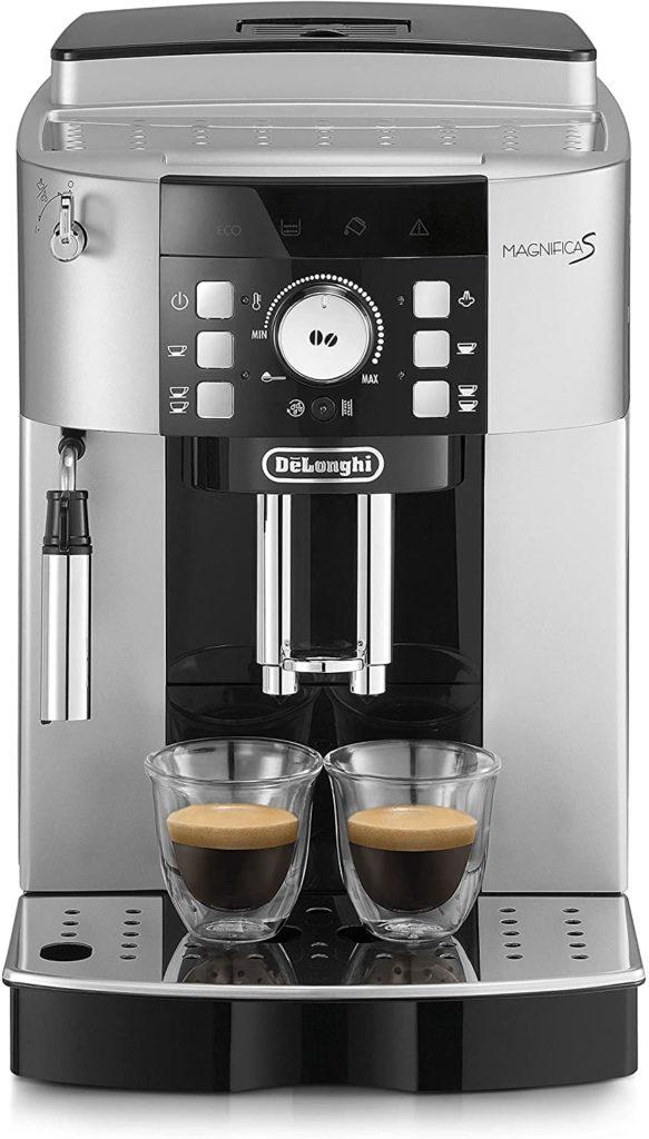 DeLonghi Magnifica S ECAM 21.117, Espresso & Cappuccino