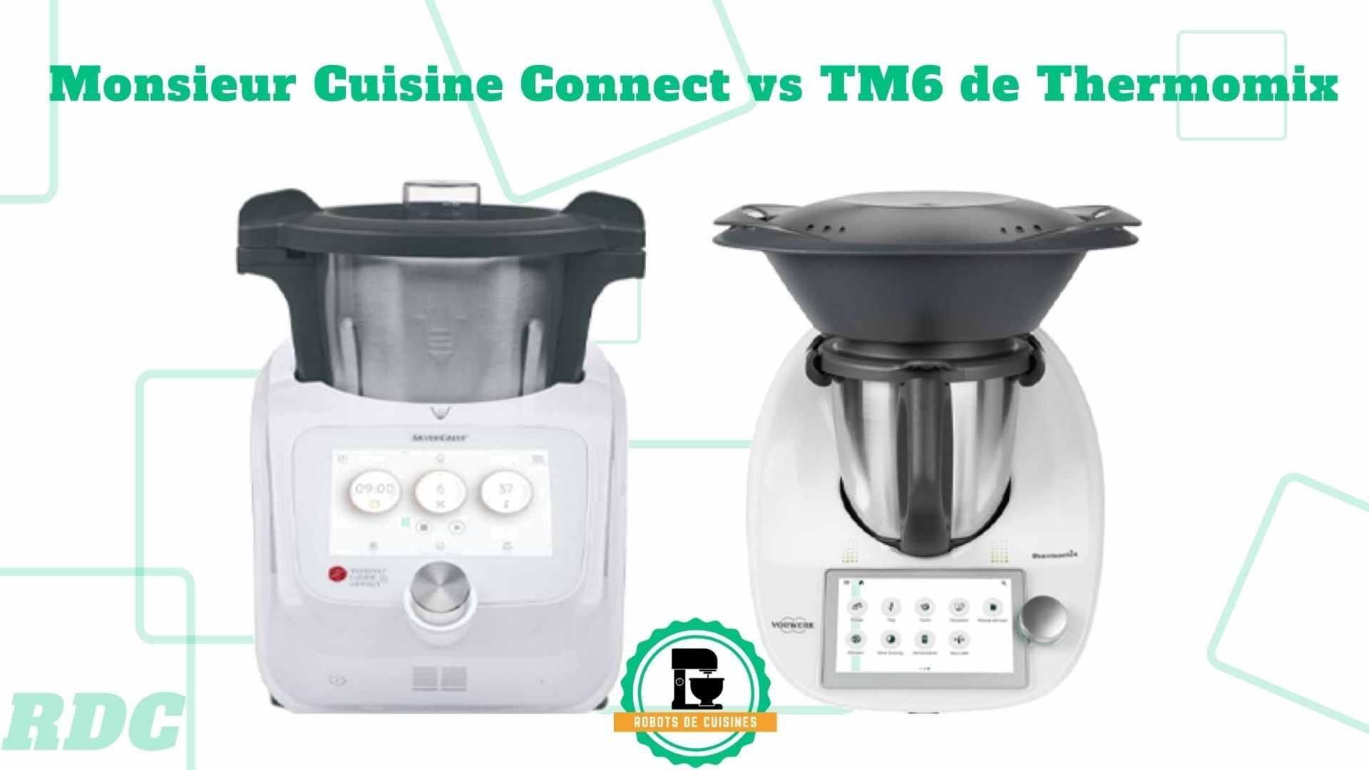 TM6 Vs Cuisine Connect Lidl