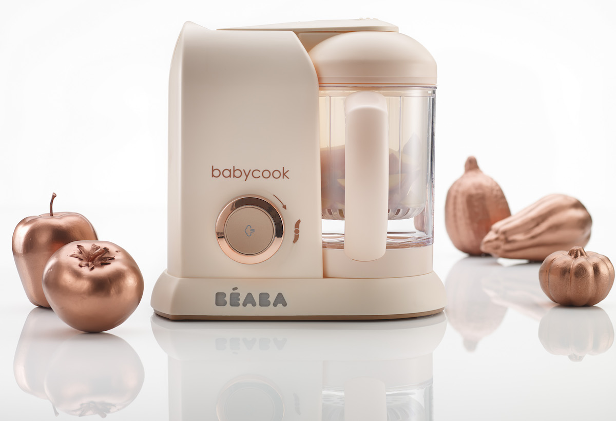 Quel est le meilleur robot de cuisine pour bébé