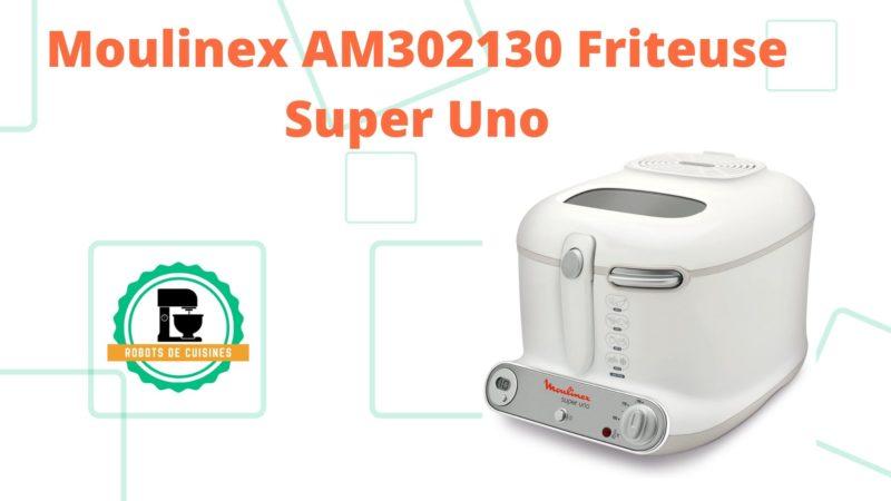 Friteuse MOULINEX Super Uno - Puissance: 1800 Watts