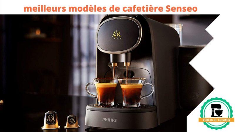 meilleur modèle de cafetière Senseo