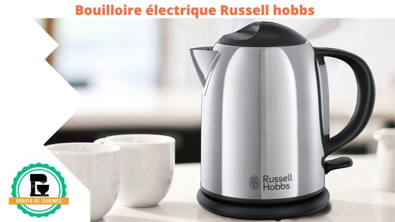 Bouilloire électrique Russell hobbs